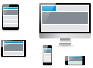Responsive Design: reagieren auf PC, Tablet und Smartphone